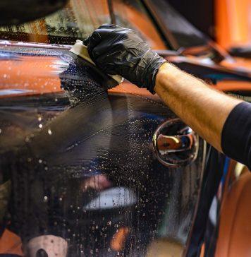 Del 3 - Slik beskytter du eller forsegler lakken på bilen din